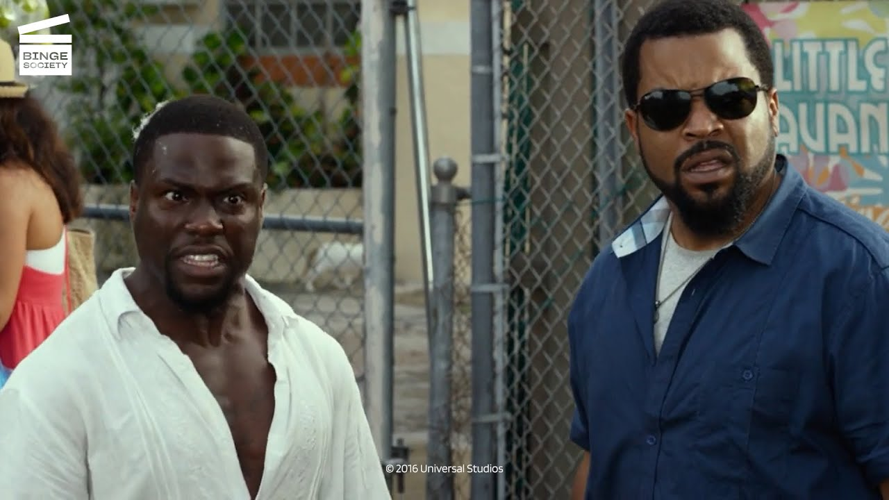 Download Ride Along 2: A foot chase (HD CLIP)