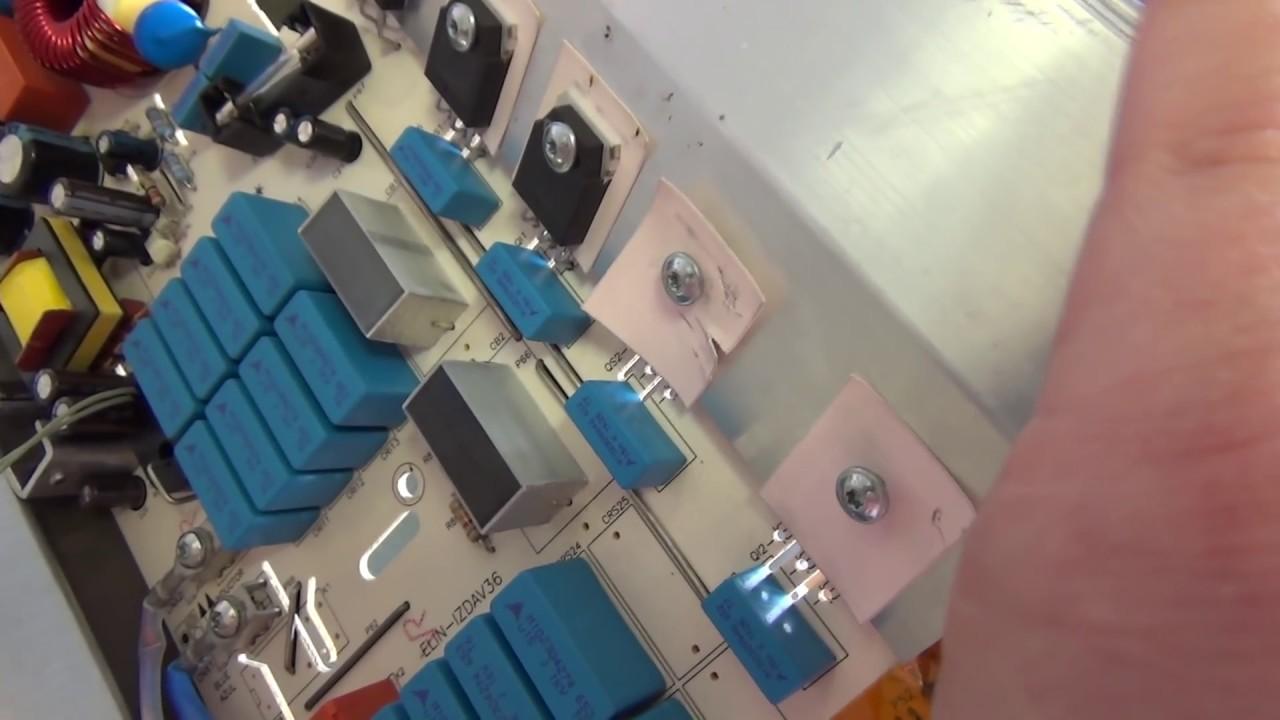 Reparar placa inducci n balay youtube - Cocinas de induccion balay ...