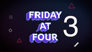 Friday at Four - 22nd January 2021