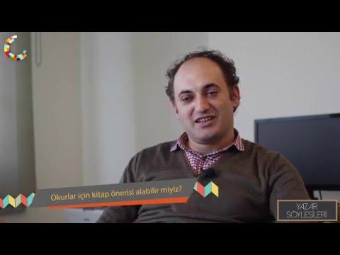 Aykut Ertuğrul / Yazar Söyleşileri