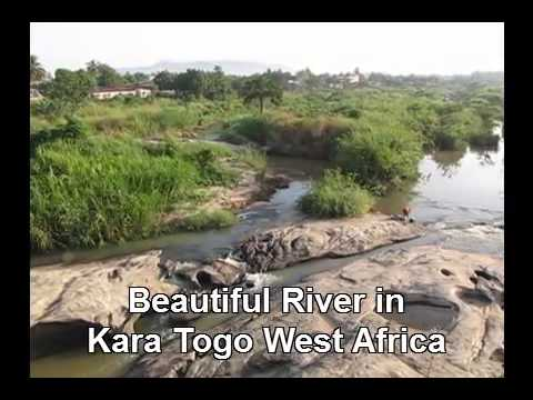 Beautiful River in Kara Togo
