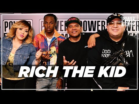Rich The Kid On 'The World Is Yours 2', Working With Big Sea