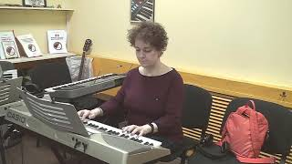 Музыка из фильма La La Land - главная тема (Mia and Sebastian) на фортепиано. Играет Марина