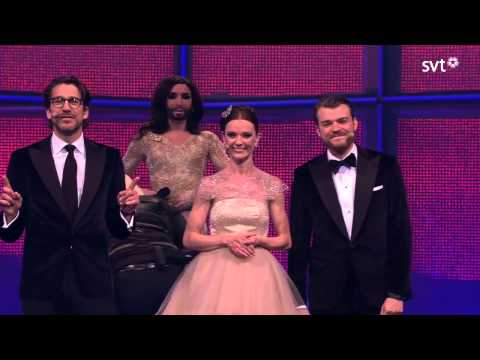Conchita Wurst wins Eurovision Song Contest 2014 [full-HD]