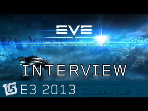 EVE Online Interview - TGS at E3 2013