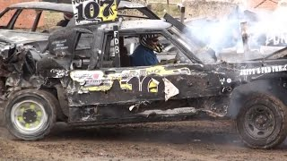 Brigden Fall Demolition Derby 2015 | Pro Mod