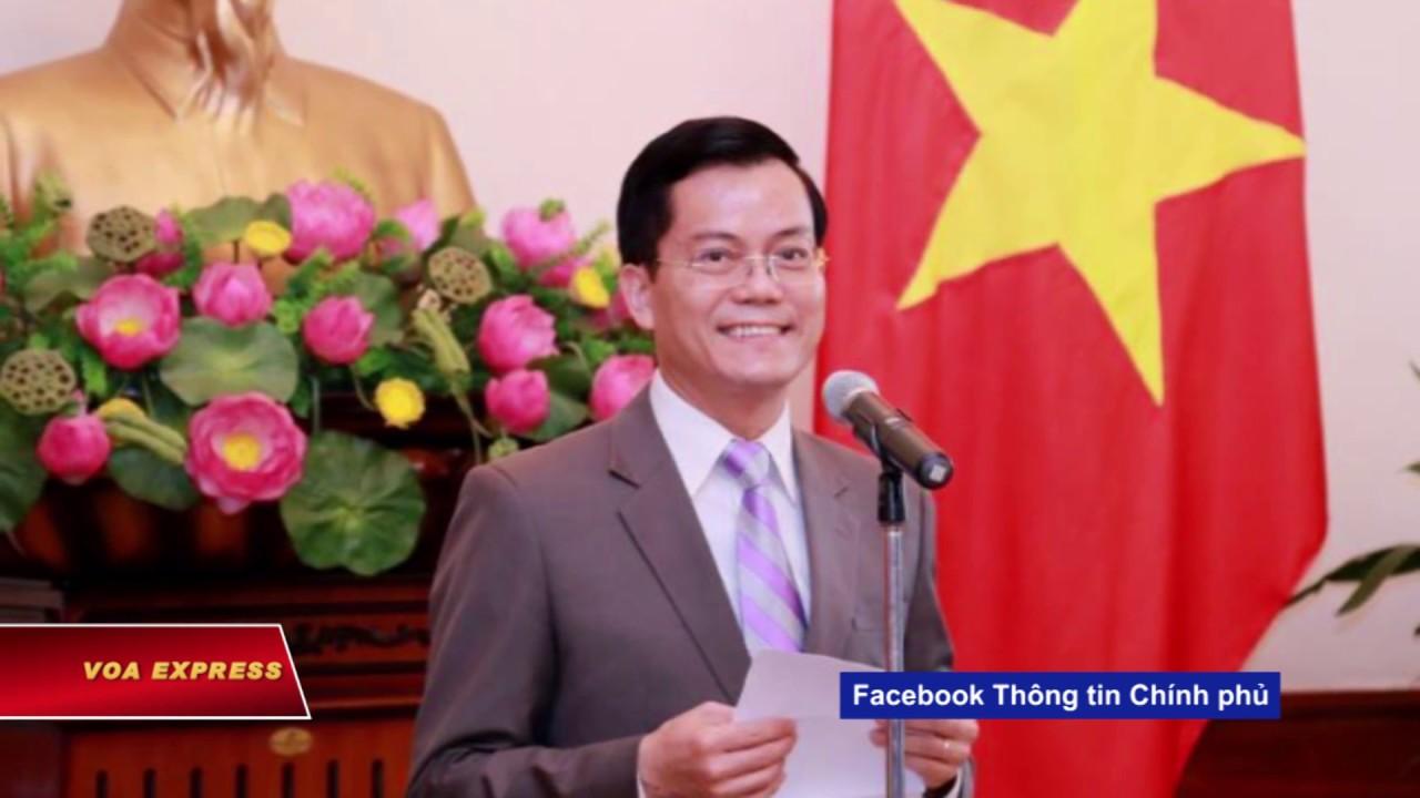 Việt Nam bổ nhiệm đại sứ mới tại Mỹ