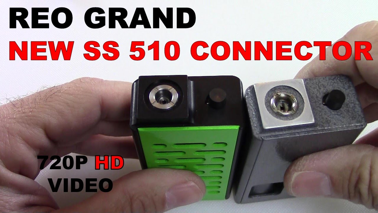 REO GRAND - NEW ADJUSTABLE, INDESTRUCTIBLE SS 510 CONNECTOR