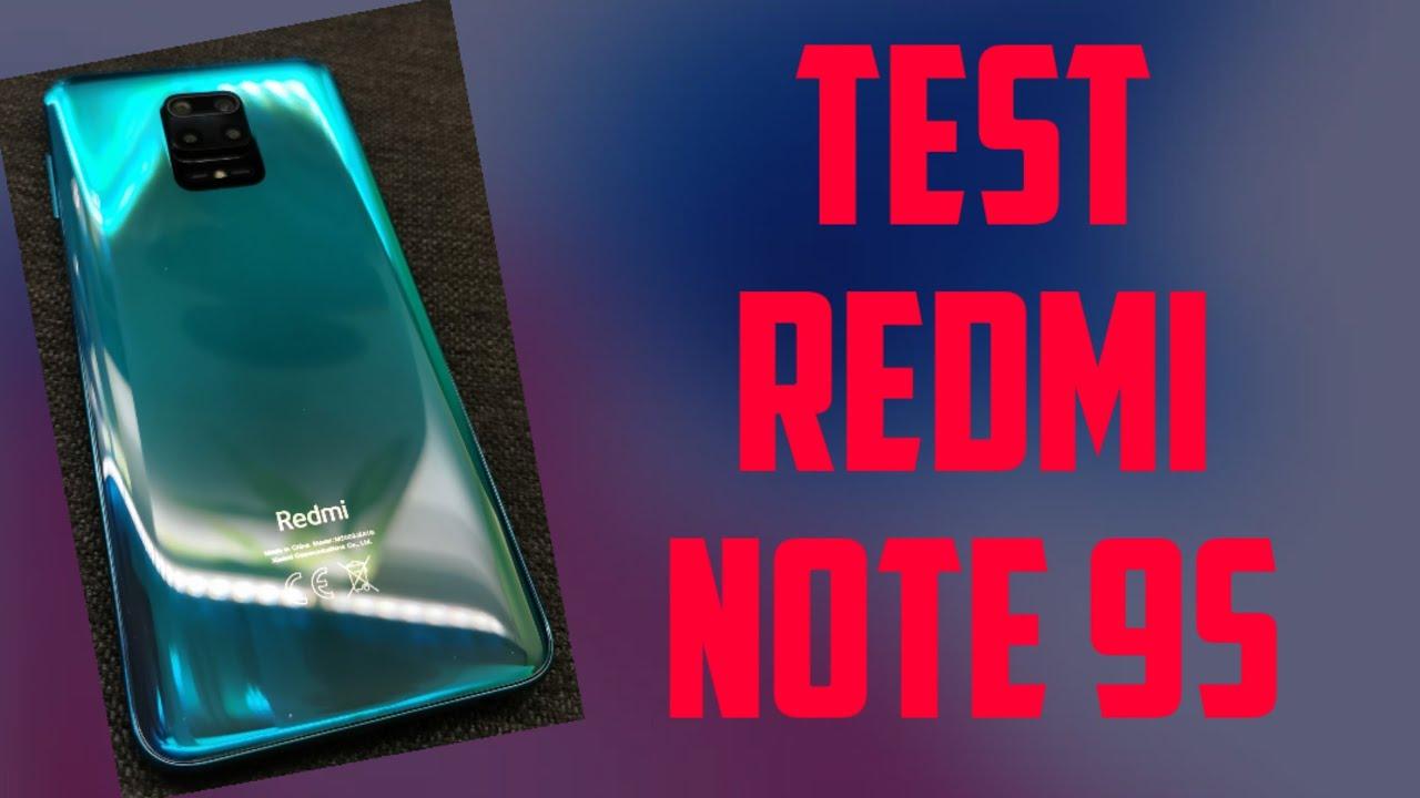 Redmi 9s Test