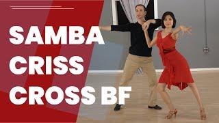 Samba Criss Cross Bota Fogos - Bronze Level (For Beginners)