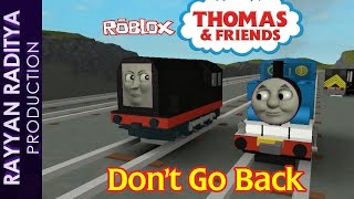 Accidents Will Happen | Don't Go Back | Thomas and Friends Roblox Remake