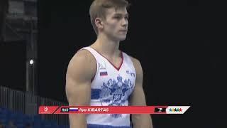 Ilya Kibartas VT AA - Universiade Taipei 2017