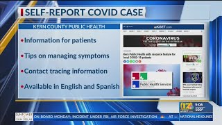Kern Public Health adds resource feature for local COVID-19 patients