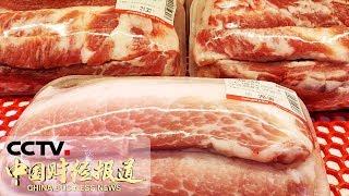 《中国财经报道》中央储备冻猪肉将再投放1万吨供应市场 20190926 15:00 | CCTV财经