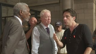 'Going in Style' Behind The Scenes With Zach Braff