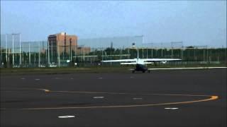 調布飛行場~神津島へ!19人乗り旅客機「ドルニエ」に乗ってきました!【ゆきひろ】