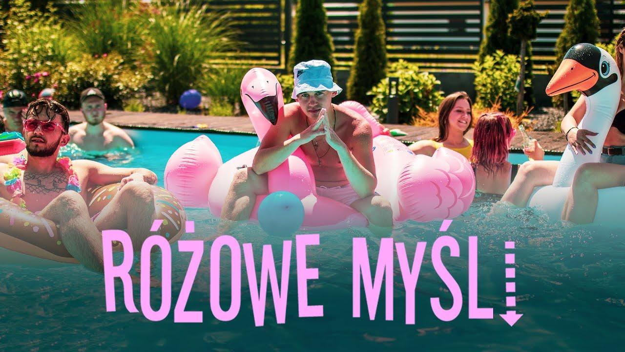 Kras x Wojni x Białek - Różowe Myśli (Official Video)
