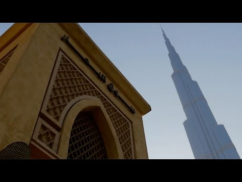 The UAE - Dubai and Abu Dhabi - In 4K!