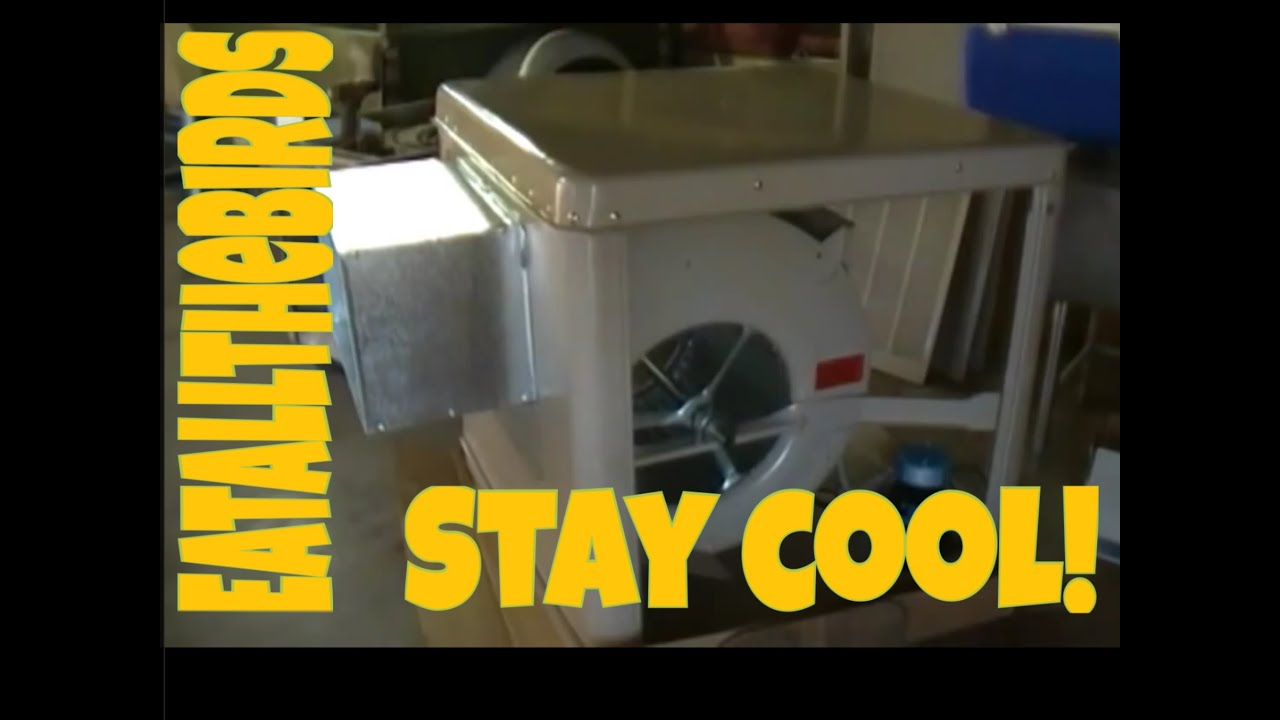 hight resolution of  swamp cooler installation how to install an evaporative cooler