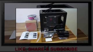 MakerBot Replicator 2X Experimental 3D Printer Review