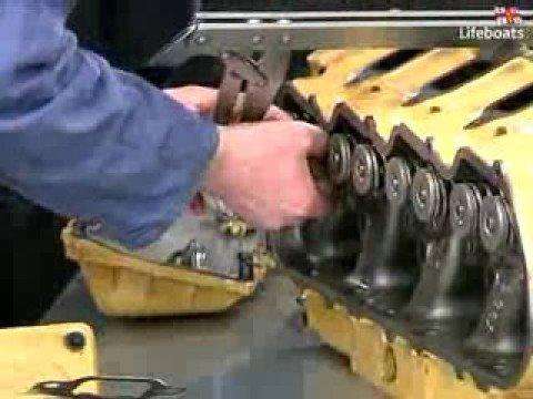 RNLI Live Engine Workshop - Lifeboat engines