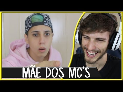REACT MÃE DOS MC'S | Maneirando