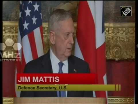 U.S. Defense Secretary Mattis: Russia's actions in Afghanistan are a concern (31 Mar,2017)