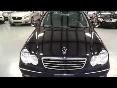 2007 mercedes benz c class north star motors inc for Mercedes benz north houston