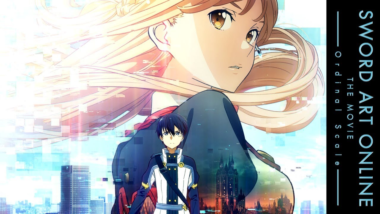 Sword Art Online The Movie Ordinal Scale Official Trailer Youtube
