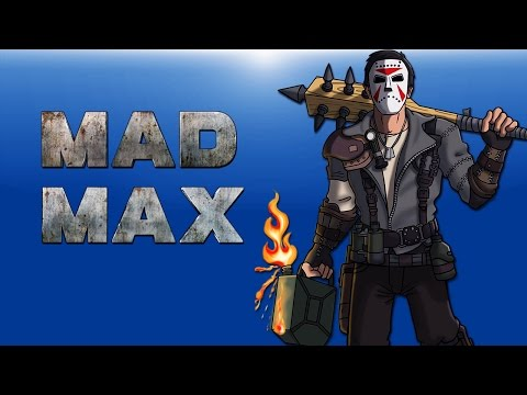 Mad Max episode 7! - (Doing work for Pink Eye!) Taking down Pig'N'Sticker!!!