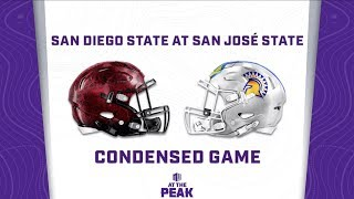 CONDENSED GAME: San Diego State at San Jose State