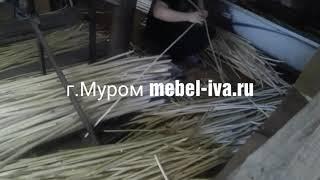 Обзор строгальных станков для изготовления лычки используемой для оплётки каркасов плетёной мебели