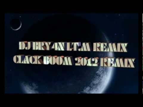 Os Caçadores CLACK BOOM REMIX BY DJ BRY4N I.T.M 2012 remix