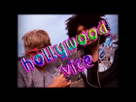 HOLLYWOOD VICE - Unreleased 90s TV 'Miami Vice' Reboot!