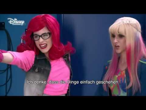 Violetta 3 - Fausta und Roxy singen Junto A Ti im Studio (Folge 28)