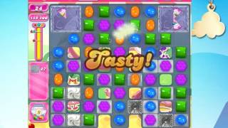 Candy Crush Saga Level 1939 solved - NO BOOSTERS !
