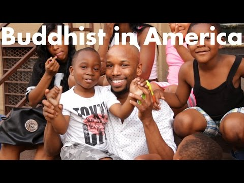 Buddhist in America- Hassan Manning
