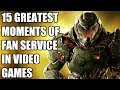 15 Greatest Moments of Fan Service In Video Games