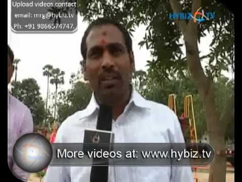 M. Srinivas, Executive Director, Suvarnabhoomi, Visakhapatnam - hybiz.tv