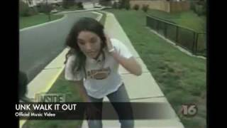 Walk It Out (Dystonia Remix 2) MUSIC VIDEO Cheerleader Flu Shot H1N1