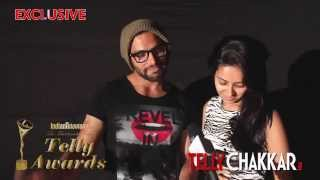 13th Indian Telly Awards: Lovebirds Rithvik-Asha get candid