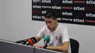 SportenPlovdiv TV: Бирсент Карагарен: Играем във всеки мач за победа
