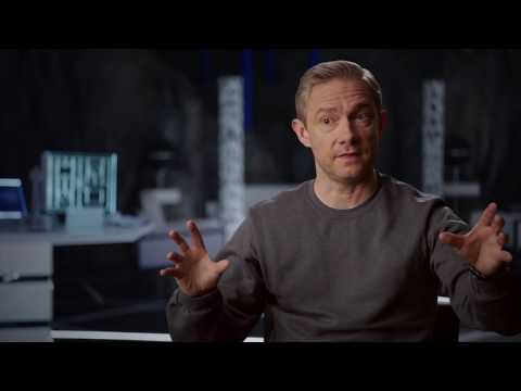 "BLACK PANTHER ""Everett K. Ross"" Interview - Martin Freeman"