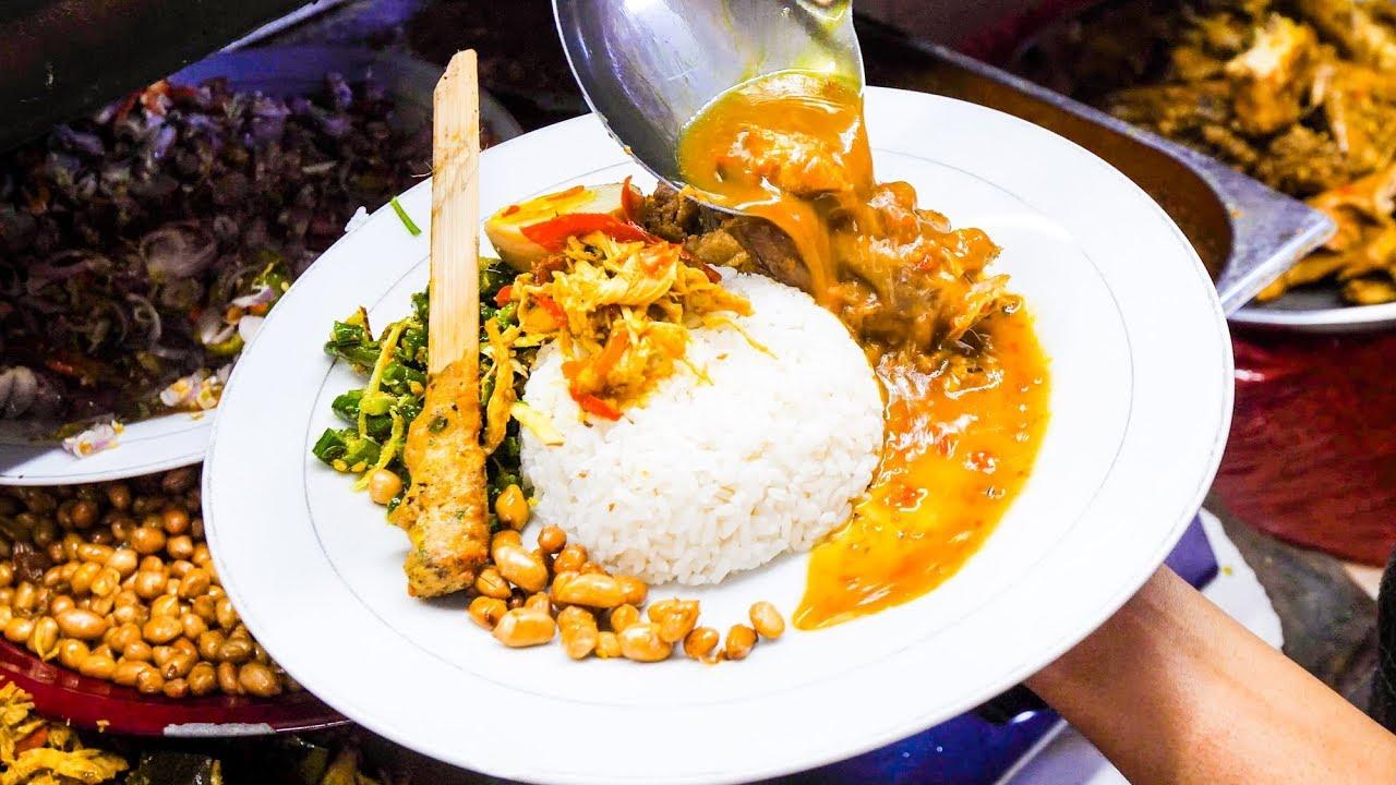 Ayam Betutu - Indonesian Food YOU NEED TO EAT in Bali, Indonesia! - YouTube
