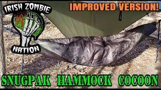 Snugpak Hammock Cocoon - IMPROVED VERSION!