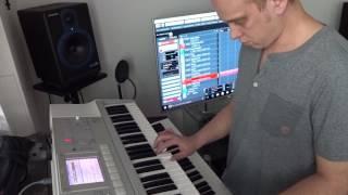 Native Komplete 11 Sound Demo - Stefan C. Schenkel