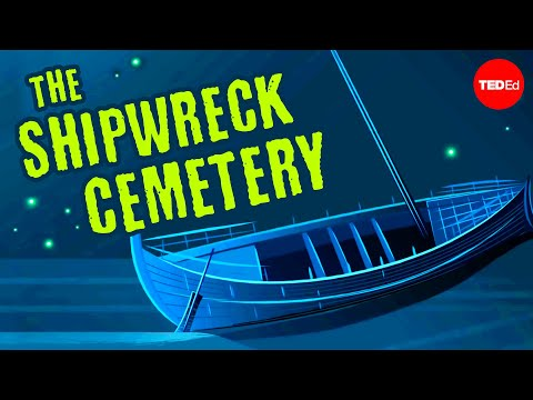 Video image: Why is this 2,500 year old shipwreck so well-preserved? - Helen Farr and Jon Adams