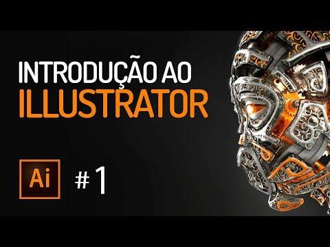 Curso De Illustrator #1 INTRODUÇÃO - Descubra Como O Illustrator Ajudará Sua Vida.
