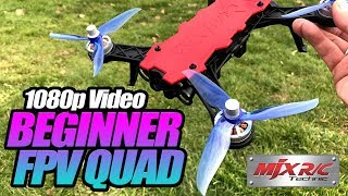 MJXRC Bugs 8 Pro - 1080p Beginner Fpv Quadcopter [ PROS & CONS, LOS, FPV TEST Review ]