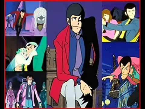 Lupin III Theme 89